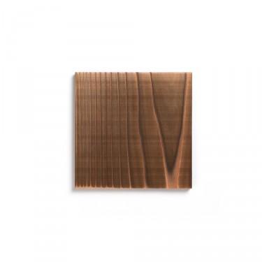 Repose théière carré en bois