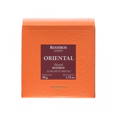 Rooibos Oriental , 25 sachets Cristal ®