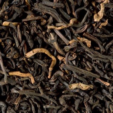 Thé Noir - Earl Grey déthéiné