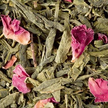 Thé Vert - Cerisier de Chine