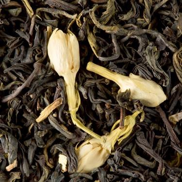 Thé Noir & thé vert - Noël à Pékin