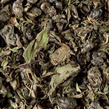 Thé Vert - Thé vert à la menthe
