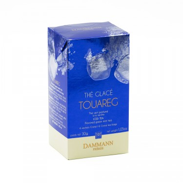 TOUAREG, box of 6 sachets for iced tea infusion