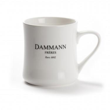 Mug en porcelaine, Dammann Frères