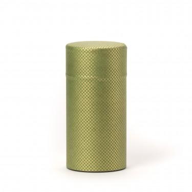 SHIKAKU, boîte à thé papier washi vert 150G