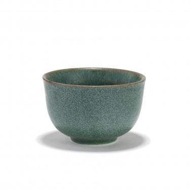GURIN - Bol à thé porcelaine verte