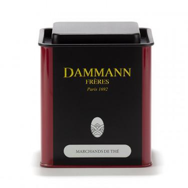 Boîte Dammann Frères vide 250G