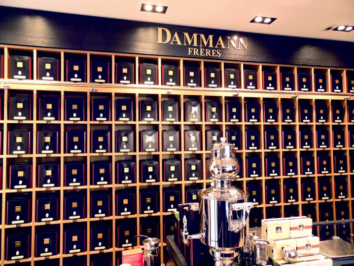 boutique Dammann Frères à Aix-en-Provence