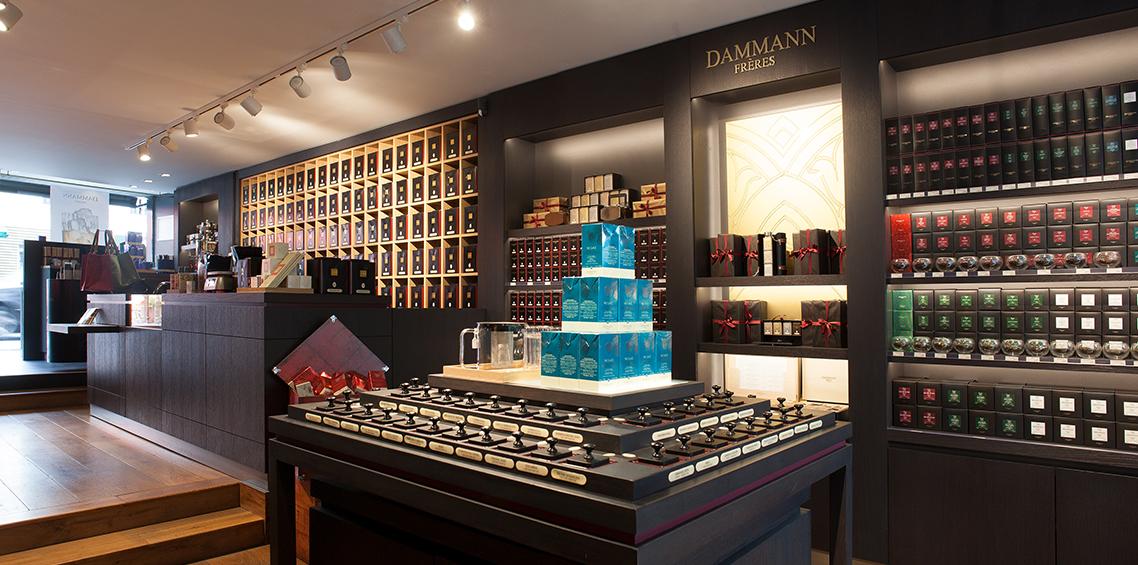 Boutique Dammann Frères à Boulogne-Billancourt
