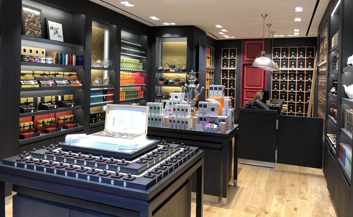 Boutique Dammann Frères Saint-Germain à Paris -